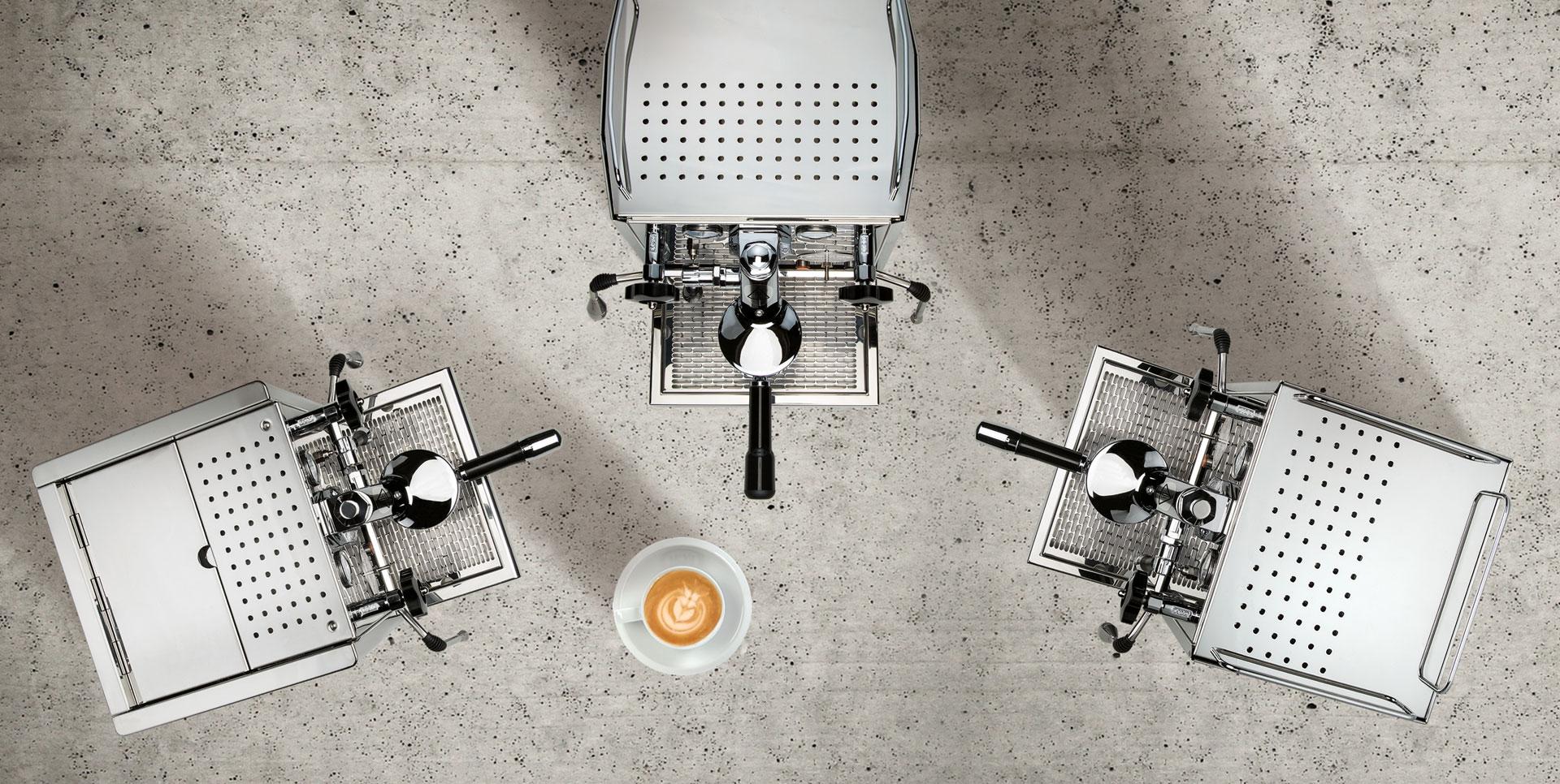 ECM-Espressomaschinen-Zweikreislauf-Systeme